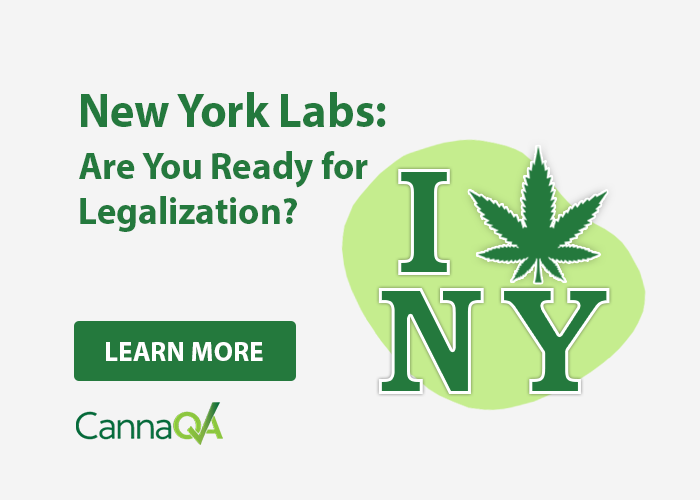 New York Labs: Are You Ready for Legalization?