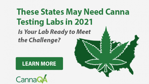 These States May Need Canna Testing Labs in 2021