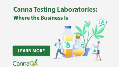 Canna Testing Laboratories: Where the Business Is